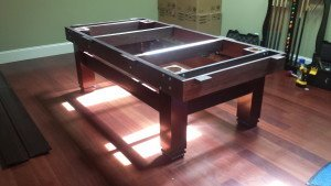 Correctly performing pool table installations, Roseburg Oregon